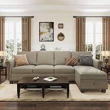 nolany convertible sectional sofa