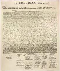 the legacy of the declaration of independence thomas jefferson s  before americans were american they were british before americans governed themselves they were governed by a distant british king