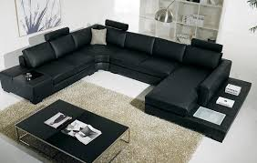 hi tech office products. id ht sof19 large black sofa hi tech office products s