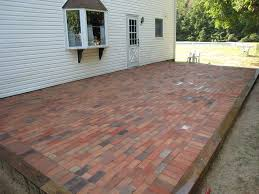 Cover concrete patio ideas Deck Daily Diy Refresh An Old Concrete Patio By Covering It In Brick Or Pavers Infinitely Easier Than Laying Brick Path And Gives Your Back Pau2026 Pinterest Daily Diy Refresh An Old Concrete Patio By Covering It In Brick Or