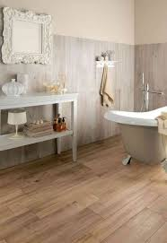 flooring interior inspiring wood laminate flooring in bathroom laminated bamboo flooring bathroom with freestanding