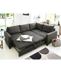 Buy Hygena Seattle Right Hand Sofa Bed Corner Group - Charcoal at Argos.co.
