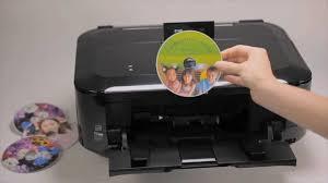 Canon - Print Pixma Direct Disc Youtube