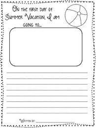 nd grade picmia end of the year and summer writing prompt sheets to keep your kiddos busy and writing