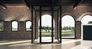steel frame doors model