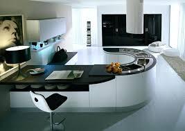 Cuisine Ilot Centrale Design Design De Maison