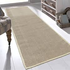 3x6 runner rug nature cotton collection solid color runner rug home interiors and gifts