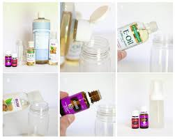 step by step tutorial on how to make diy face wash