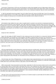 history of asynchronous transfer mode atm at com essay on history of asynchronous transfer mode atm