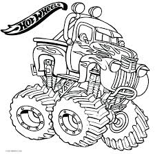 Dump Truck Coloring Pages Printable At Getdrawingscom Free For