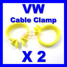 audi wiring harness in vehicle parts accessories vw audi seat skoda cable pipe clamp wires loom harness clip holder 22mm x 18mm
