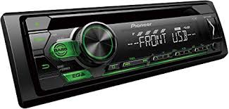 <b>Pioneer DEH-S110UBG</b> DEHS110UBG, Black: Amazon.co.uk: Car ...