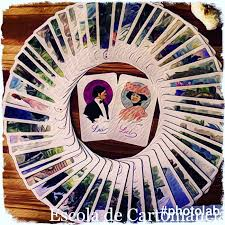 Afbeeldingsresultaat voor MM LE NORMAND kaarten cirkel