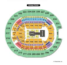 Magic Arena Seating Chart 16 Curious Amway Arena Seating Chart With Rows
