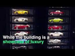 Luxury Car Vending Machine Stunning The World's Largest Luxury Car Vending Machine YouTube