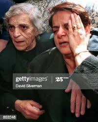 Norma Fischer, right, Palestinian Christian wife of German doctor... News  Photo - Getty Images