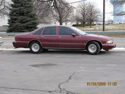 For Sale: 1994 Chevy Caprice Classic Sedan 4-Dr 5.7L LT1- POLICE ...