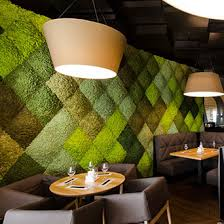 green wall lighting. Green Scandinavian Wall Composition On Lighting