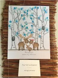 diy plant nursery ideas printable fingerprint tree moose nursery decor diy