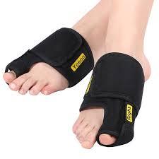Yosoo <b>Bunion</b> Correctors <b>1 Pair</b> Adjustable Soft <b>Bunion</b> Splints ...