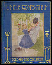 publishers bindings online uncle tom s cabin uncle tom s cabin told to the children t c and e c jack 1904