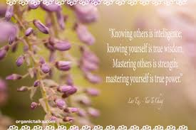 Mastering yourself – Tao quote | organictalks.com
