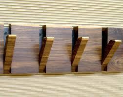 2 Hook Coat Rack Wooden coat rack 100 hooks coat hanger wood wall art wooden coat 51