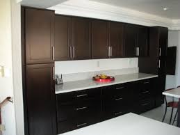 Espresso Shaker Cabinets Dark Kitchen Cabinets Stone International Espresso Cabinets