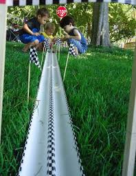 18 use pvc pipes to create epic diy race car tracks