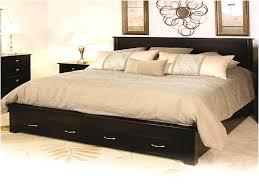 leather bed bedroom frames king mattress frame king size wooden bed ...