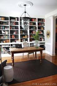 home office home office makeover emily. Best 25 Home Office Lighting Ideas On Pinterest Black Paint Modern And Makeover Emily