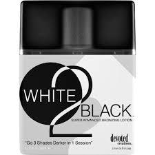 Devoted Creations White 2 Black Supre Advanced Bronzer Tanning ...