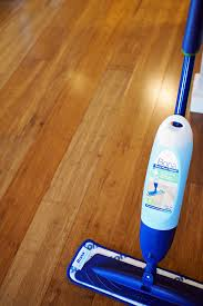 overall i m really happy with the bona spray mop it s getting a daily work out and even with that much use i ve still got over 2 3 of the floor cleaning