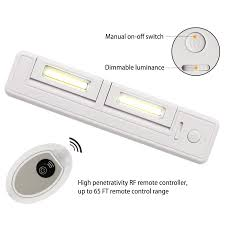 Under Cabinet Led Lighting Dimmable Dimmable Remote Control Led Under Cabinet Light Battery Operated