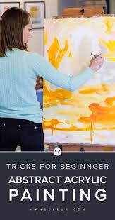 Abstract Painting How To Best 25 Abstract Painting Techniques Ideas On Pinterest Diy