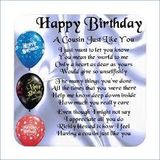 Happy Birthday Cousin Quotes Amazing Happy Birthday To Cousin Quotes Mastakillanet