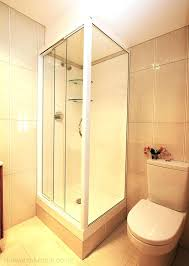 astonishing 3 panel sliding glass shower door three panel shower door three panel sliding doors shower