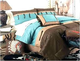 brown and turquoise bedding turquoise western bedding brown and turquoise bedding image of western bedding set brown and turquoise bedding