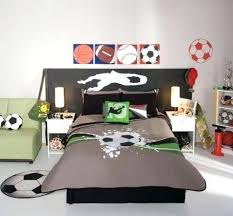 Soccer Theme Bedroom Decor ...