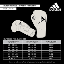 Adidas Gym Gloves Size Chart Ufc Fight Gloves Size Chart Images Gloves And Descriptions