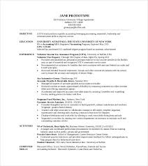 Mba Resume Format Inspiration Mba Application Resume Template Mba Resume Template Resume Examples
