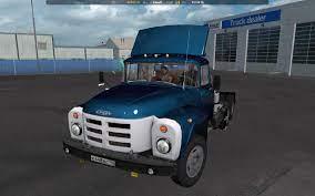 ZIL 130/131/133 SOUND FIX V1.0 - ETS 2 mods, Ets2 map, Euro truck simulator  2 mods download
