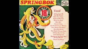 Springbok Hit Parade Vol 18 1974 Jack Of Diamond Hq