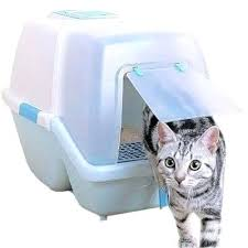 image covered cat litter. Covered Cat Litter Box Hooded Pan Walmartca .  Image
