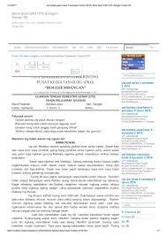 Jahreskalender für das jahr 2023 auch zum ausdrucken und einbinden in die eigene seite. Soal Bahasa Indonesia Sd Kelas 1 Semester 2 Pdf