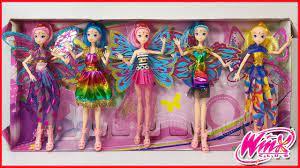 Đồ chơi trẻ em, búp bê WinX 5 nàng tiên có cánh xinh đẹp - WinX dolls toys  for kids (Chim Xinh) - YouTube