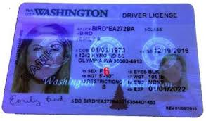 Washington In 02 driver's Security 2017 Use Id License But To still Id Issued Features Sample Prior