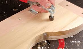 Pres A Ply Templates Template Routing Popular Woodworking Magazine