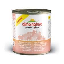 <b>Консервы</b> для кошек <b>Almo Nature</b> с лососем и тыквой ( <b>Classic</b> ...