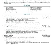 resume examples for warehouse worker warehouse worker resume template resume examples for warehouse